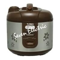 Rice Cooker / Magic com - TURBO CRL 1180 Silver