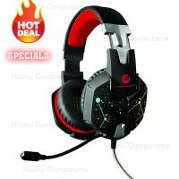 [NEW ITEM] X-CRAFT HP 2000 Headset Gaming. Puassss dengan suaranya