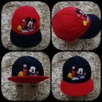 Topi Pad Baby Mickey Mouse