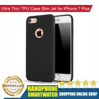 HS Ultra Thin TPU Case Slim Jet for iPhone 7 Plus