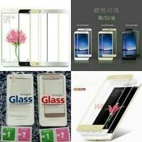 Vivo V5 Plus Tempered Glass 3D Full Screen Anti Gores screen guard