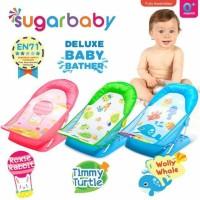 Sugar Baby Bather Deluxe / alat bantu mandi bayi/ bak mandi bayi