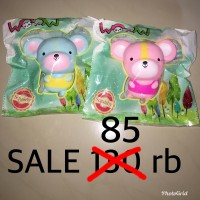 SALE WOOW MOUSE SQUISHY