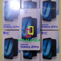 SAMSUNG GALAXY J5 PRO + BONUS ANTI GORES ( GARANSI RESMI ) RAM 3/32GB
