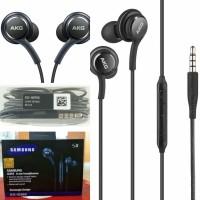 Handsfree Samsung S8 S8+ S8 Plus HeadSet ORIGINAL AKG Ear Phones 3.5mm
