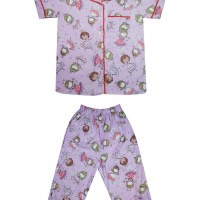 As6 Macbee Kids Baju Anak Piyama Cute Princess