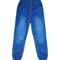 At4 Macbear Kids Celana Anak Joger Cool Denim Pants