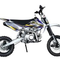 Trail DIRTTHRASHER 110cc bukan Kawasaki Honda Yamaha KTM Husqvarna