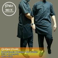 Jual gamis pakistan - gamis al amwa - kurta pria - baju muslim pria dewasa Murah