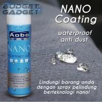Aobo Super Hydrophobic Nano Coating / Spray Pelindung Waterproof