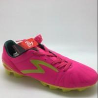 Sepatu bola specs original Tomahawk FG Pink zest green new 2017
