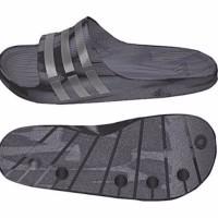 Sandal adidas duramo slide marble black 2016 new model original 100