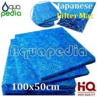 Harga dijamin media filter japanese filter mat 100 x 50 cm japmat | Pembandingharga.com