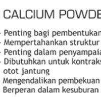 (Murah) Kalsium TERBAIK NO.1 DUNIA / Kalsium Tiens / NHCP