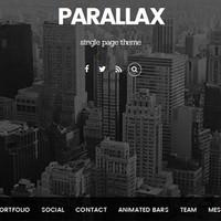 Themify Parallax WordPress Theme v2.3.4