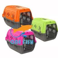 Kandang travel anjing kucing pet cargo Pawise Pet Travel Kennel