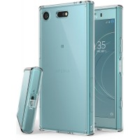 RINGKE Case Fusion Sony Xperia XZ1 Compact Original - Crystal Clear