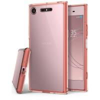 RINGKE Case Fusion Series Sony Xperia XZ1 Original - Rose Gold