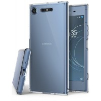 RINGKE Case Fusion Series Sony Xperia XZ1 Original - Crystal Clear