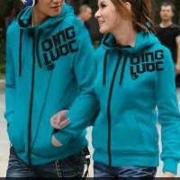 MT581 jaket couple / jacket couple / jaket pasangan murah qing turkis