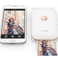 Printer Foto Portable HP Sprocket 100 Photo Printer - Bluetooth Print