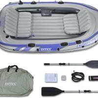 Perahu Karet Excursion 4 Sport Series 4 Person  - ONTEX 68324