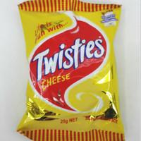Snack Twisties Cheese dari PNG