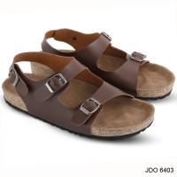 Harga jdo 6403 38 43 syntetic sandal pria branded jk collection | Hargalu.com
