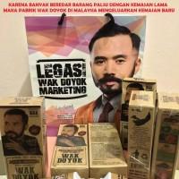 Krim Jambang Wak Doyok 75ml Malaysia Original Cream Wakdoyok ORIGINAL