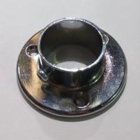 """Bracket Topi u/ Pipa Aluminium & Stainless Diameter 1 1/2"""" (3,81 cm)"""