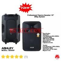 Speaker 15 Inch Pasif Ashley SS 400 P Original Resmi ( Murah