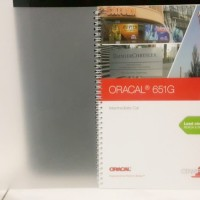 Katalog Oracal Set 651 Gloss Matte/Doff 8300 8500 Translucent