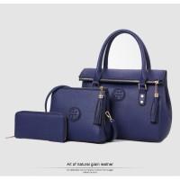 Paket 3in1 Handbag Lipat Rumbai Korea JOOZ TASSEL
