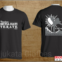 Atasan/Kaos/T-Shirt/Pencak Silat Setia Hati Terate