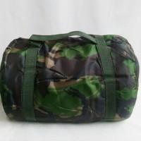 Sleeping Bag Loreng TNI asli jatah