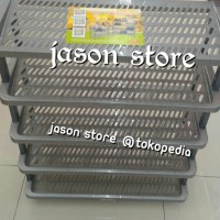 Rak sepatu lion star Maxi susun 5/Maxi shoes rack lion star A55