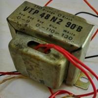 trafo transformator 9v 1A NOS