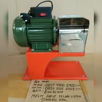 Harga mesin parut kelapa listrik mini otomatis berkualitas best | WIKIPRICE INDONESIA