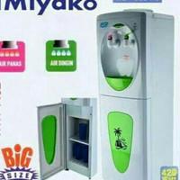 Dispenser Miyako Tinggi WD-389 HC. Panas Dingin