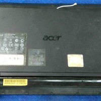casing body laptop second Acer Aspire One 522