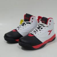 Sepatu Basket Diadora Dribling M Merah Putih Original Asli Murah