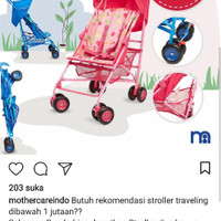 jive stroller mothercare pink new