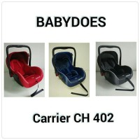 Car Seat Baby Does Carier ch 402