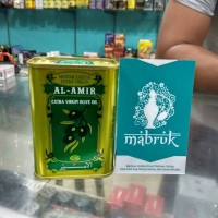 Minyak Zaitun Al Amir 175 Ml OLIVE OIL Kaleng SPAIN IMPORT