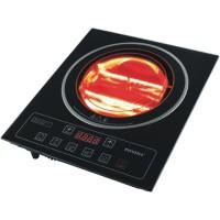 Kompor Listrik Halogen Digital Timer Cooker electric cooker
