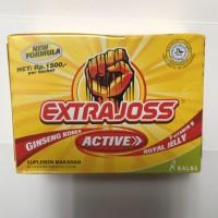 Extrajoss 1 Pak Box Dus 12 Sachet Sashet Pcs / Extra Joss Grosir