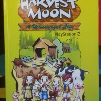 Buku Cheat Guide Walkthrough Harvest Moon A Wonderful Life Lengkap