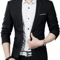 Ats Blazer Zara Man Black Limited Edition