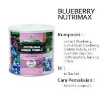 Blueberry Nutrimax Supplement Gizi Terlengkap