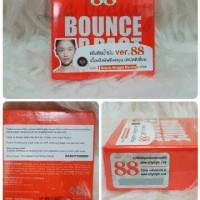 Ver 88 Bedak Bounce Up Pact / ORIGiNAL 100%